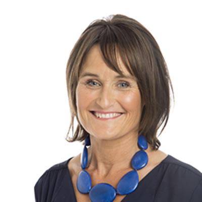Sarah Johnson, trainer and editor
